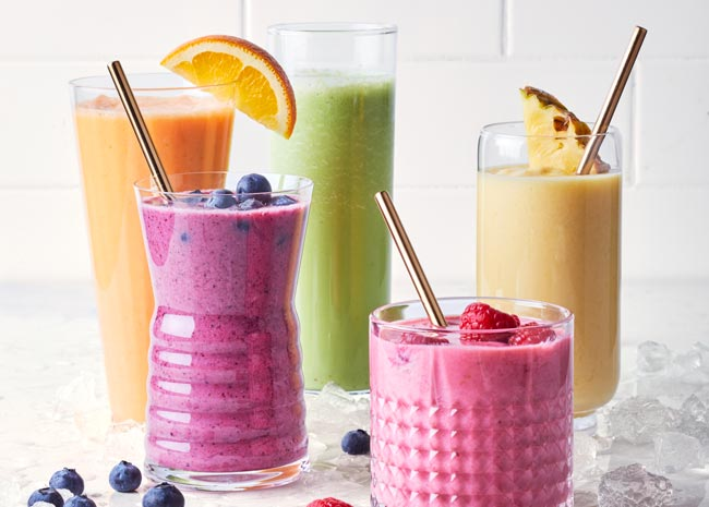 Give It a Whirl: How to Make Satisfying Low-Calorie Smoothies