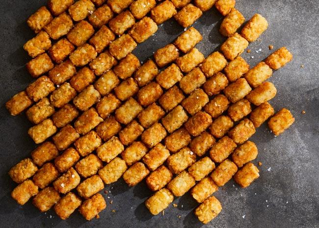 You've Never Eaten Tater Tots Like These