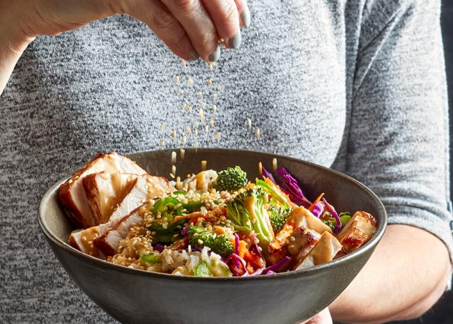 The Only Easy Grain Bowl Recipe You'll Ever Need