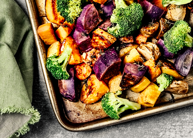 How to Roast Every Vegetable (At Least the Ones You'd Want to Roast)
