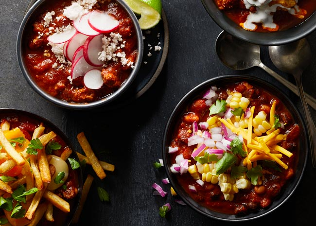 Game-Changing Chili Toppings for All Taste Buds