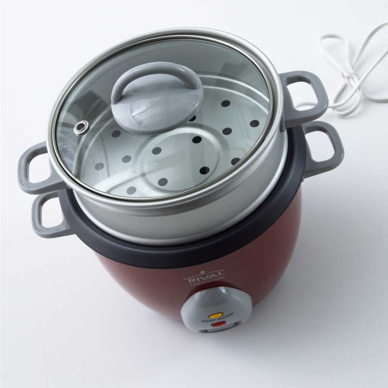Rice Cooker Steamer