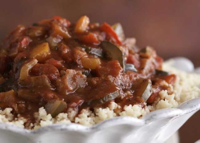 Slow Cooker Mediterranean Stew