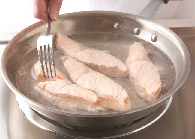 5 healthy ways to cook fish allrecipes for Oven temperature for fish
