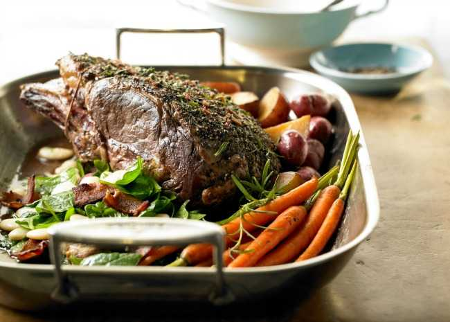 Create the Perfect Traditional Christmas Dinner | Allrecipes