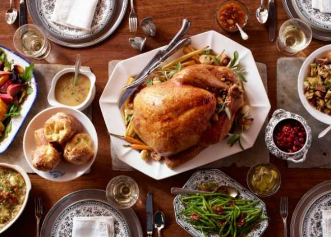 The Right Wine To Pair With Every Thanksgiving Course Allrecipes