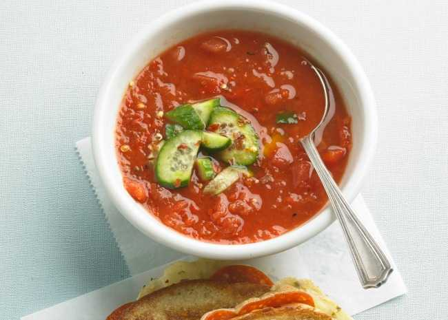 102047165 Southern Spain-Style Gazpacho Photo by Meredith 650x465