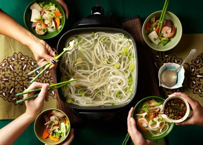 Asian Hot Pot