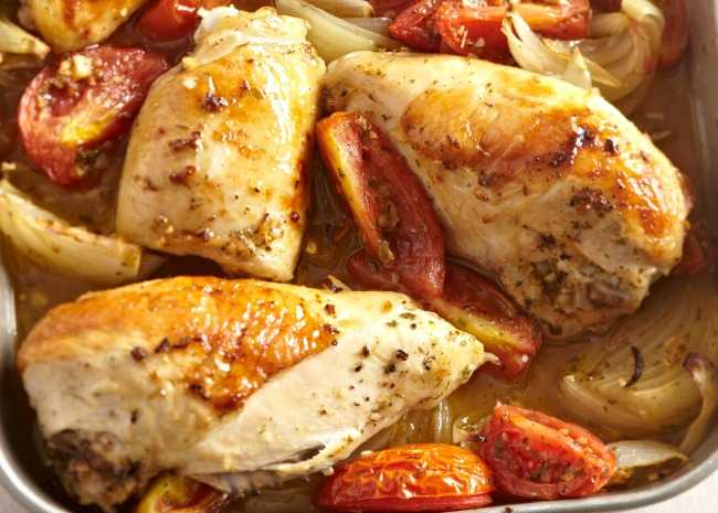 How to cook amazing chicken allrecipes baked chickenor is that roasted chicken ccuart Images
