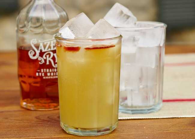 Tall Whiskey Sour