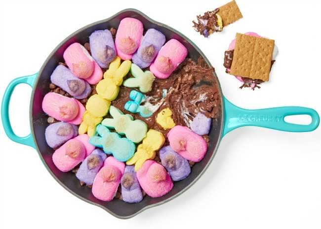 102935905-peeps-smores-skillet-fondue-photo-by-allrecipes-magazine-650x465