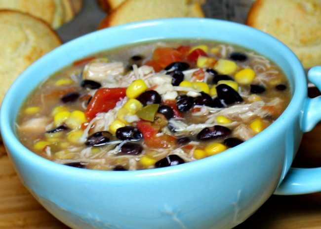 Can Chicken Tortilla Soup