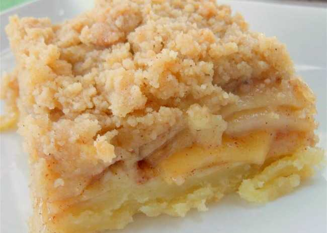 1050640 Apple Slab Pie Photo by SunnyDaysNora 650x465