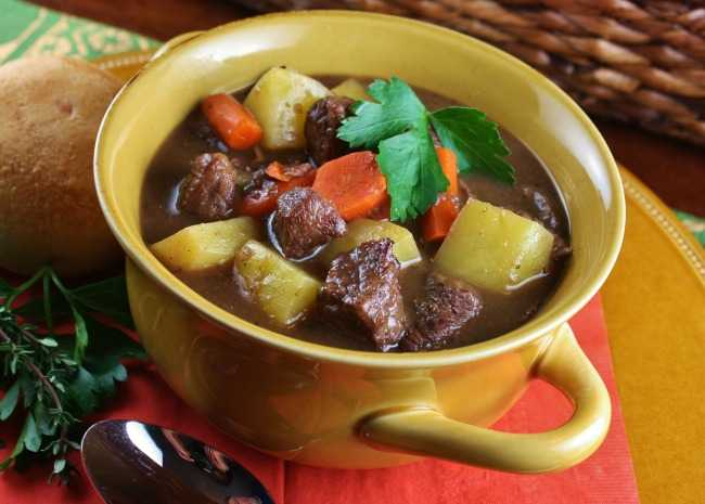 Jennifer's Beef Stew