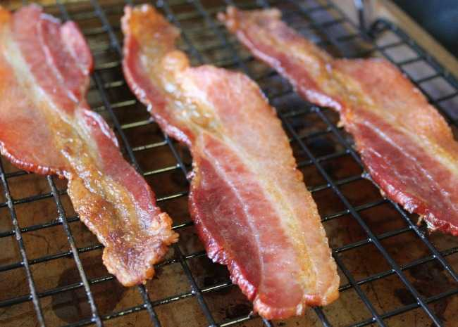 Bacon for the Family or a Crowd