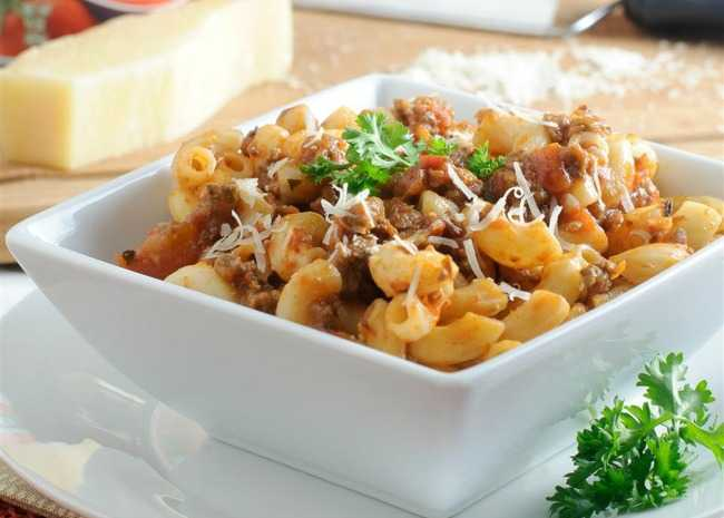 Our top 20 ultimate comfort food recipes allrecipes classic goulash forumfinder Choice Image