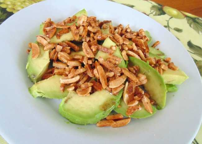 Avocados and Almonds
