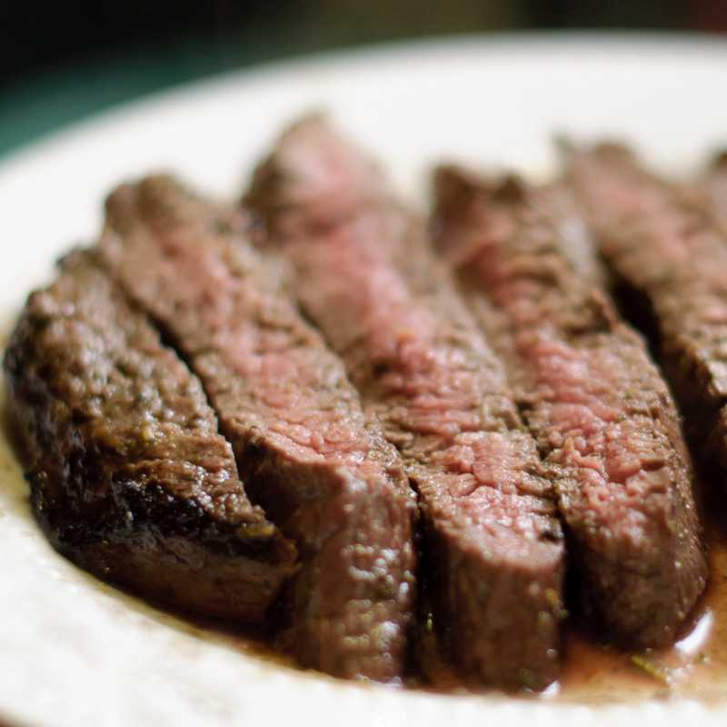 Tuscan Flank Steak