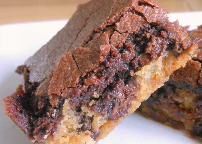1497704 Brookies (Brownie Cookies) Photo by SunnyDaysNora original 650x465