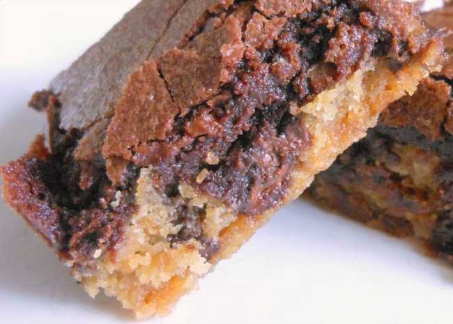 Brookies (Brownie Cookies)