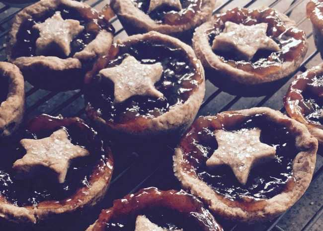 original mini orange mince pies - Christmas Pies