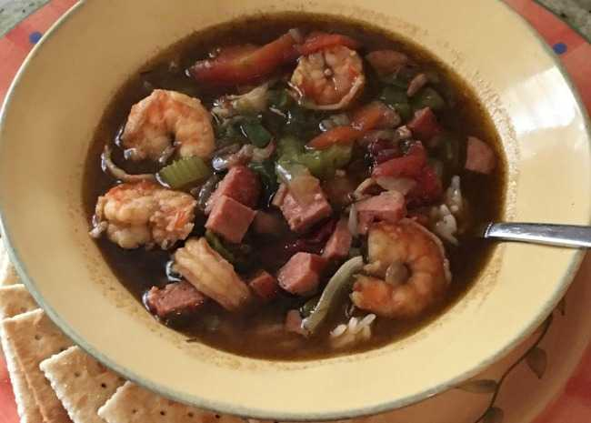 Good News Creole Gumbo