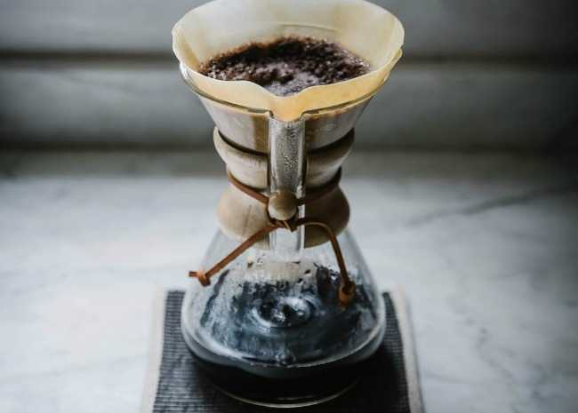 Chemex in Action