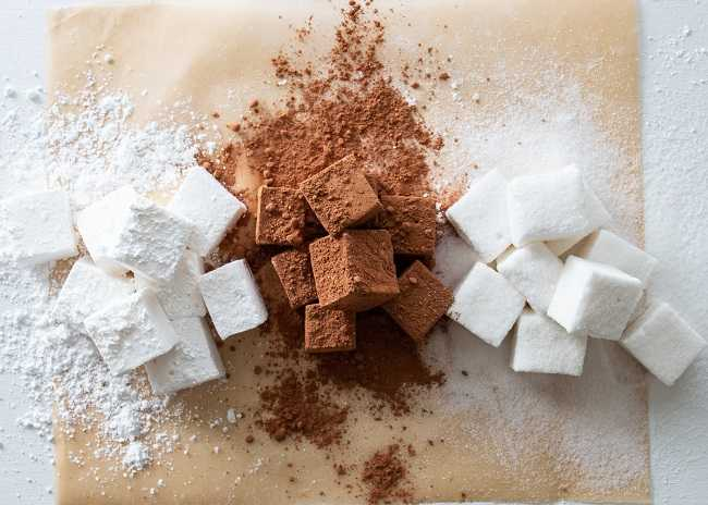 Basic Homemade Marshmallows
