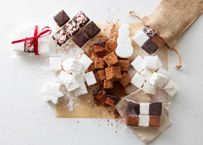 Marshmallow Packaging Ideas