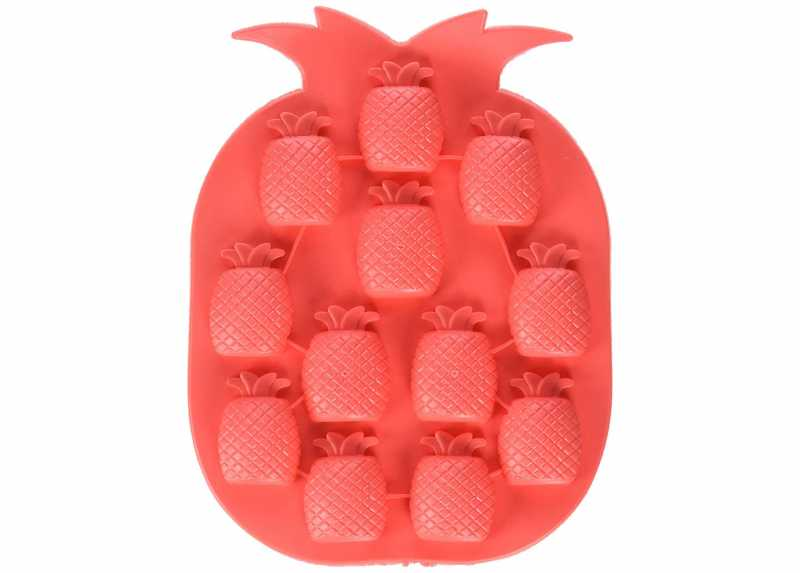 OTC Flexible Pineapple Ice Cube Tray