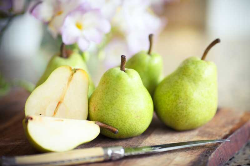 Pears by Getty