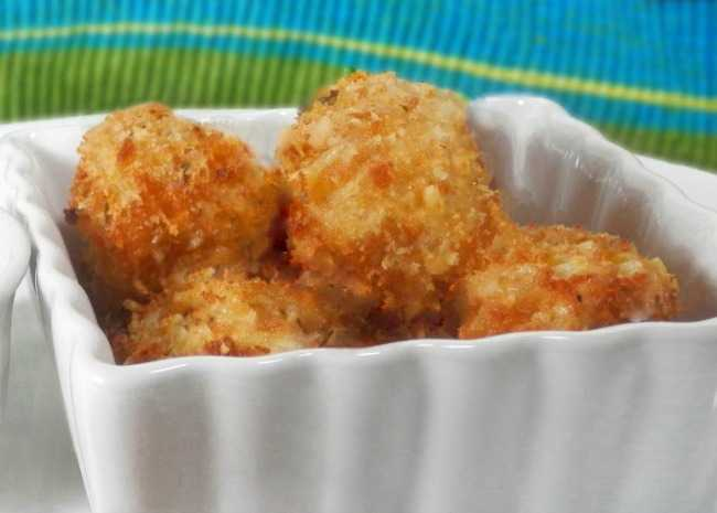 Baked Chicken Nuggets