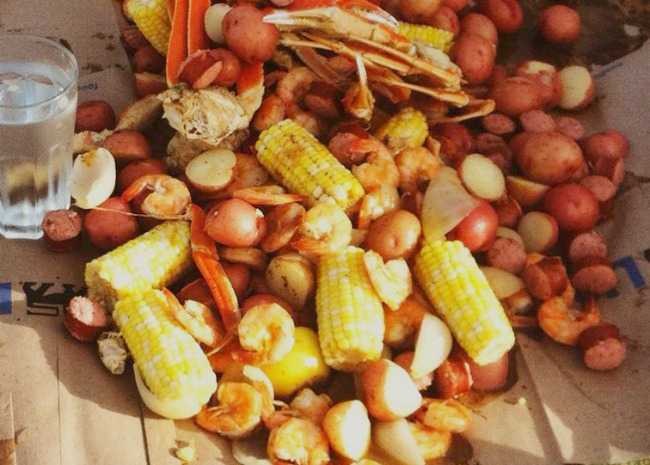 Dave's Low Country Boil