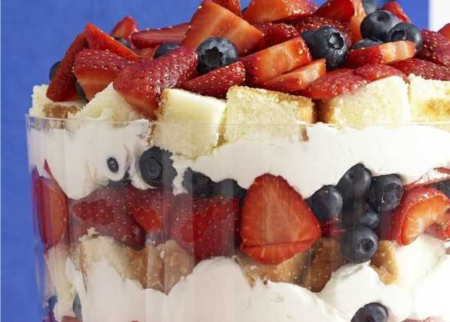 All-American Trifle