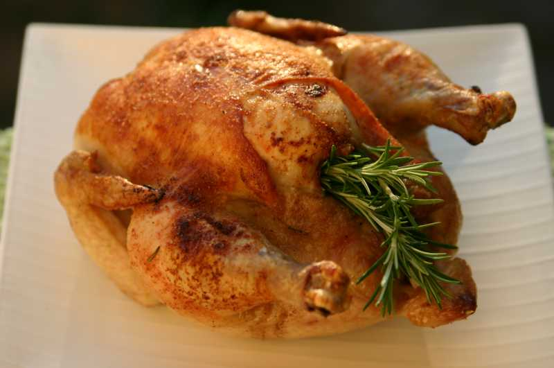 Whole Rotisserie Chicken