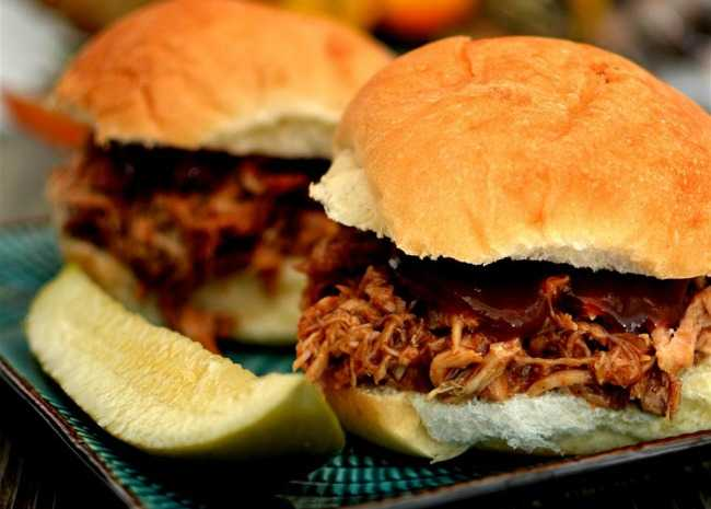 Missouri Miner Pulled Pork