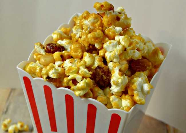 My Amish Friends Caramel Corn