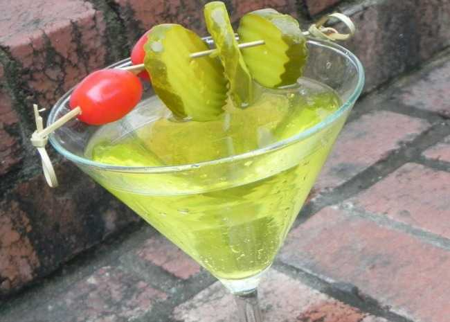 Pickletini