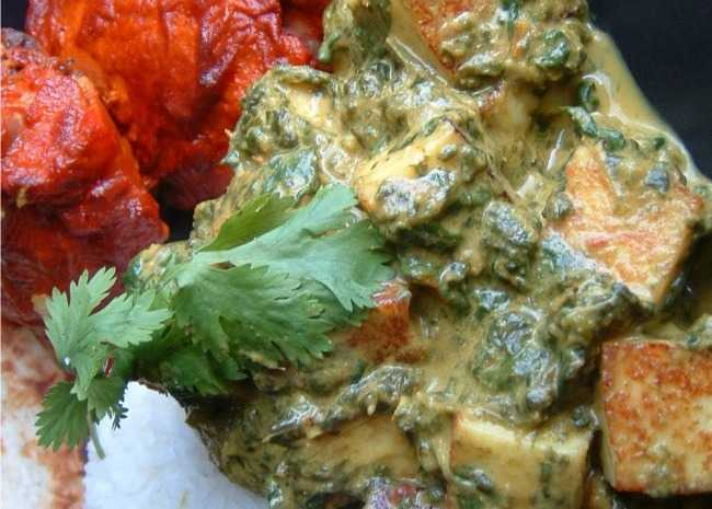 Absolutely Perfect Palak Paneer