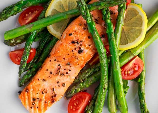Best Salmon Bake