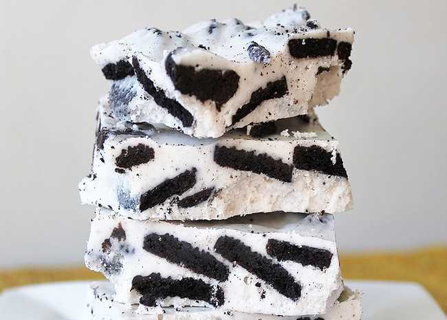 Oreo(TM) Cookie Bark