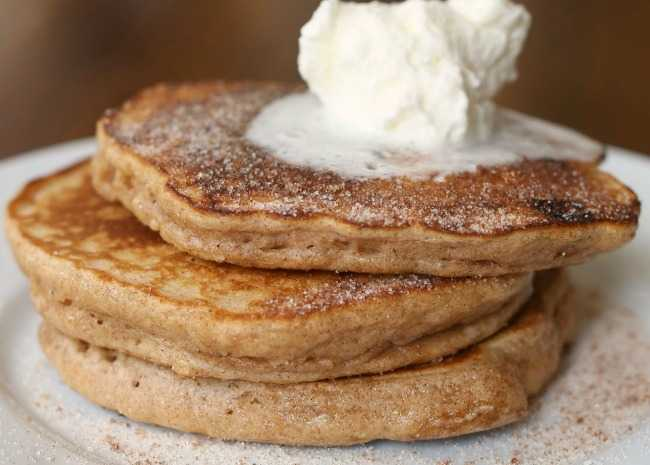 650 x 465 Snickerdoodle pancake photo by Vicky McDonald