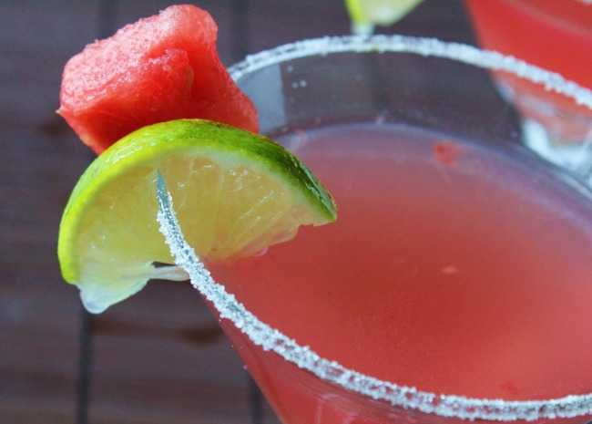662782 Watermelon Martini Photo by Dianne 650x465