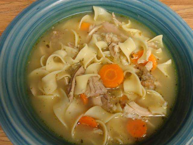 744656 Day After Thanksgiving Turkey Carcass Soup 130979 odetobeauty
