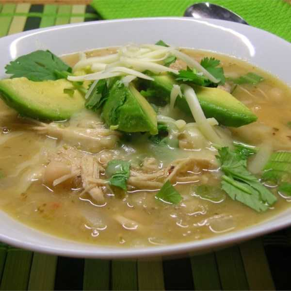 Tasty Healthy Chicken Recipes - Blonde Chicken Chili