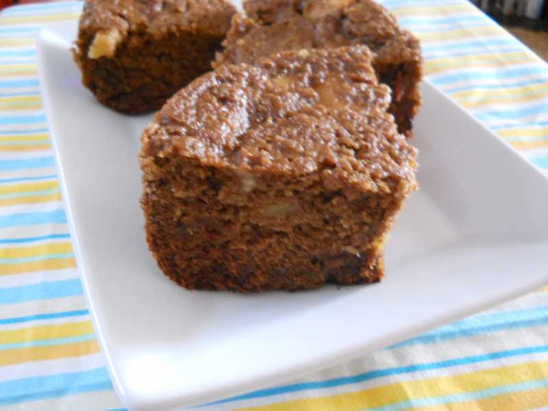 Rice Cooker Muffin Cake