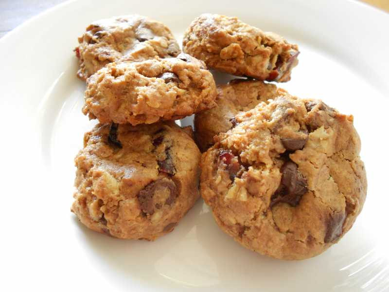 885973 Whole Grain Breakfast Cookies Photo by Holiday Baker