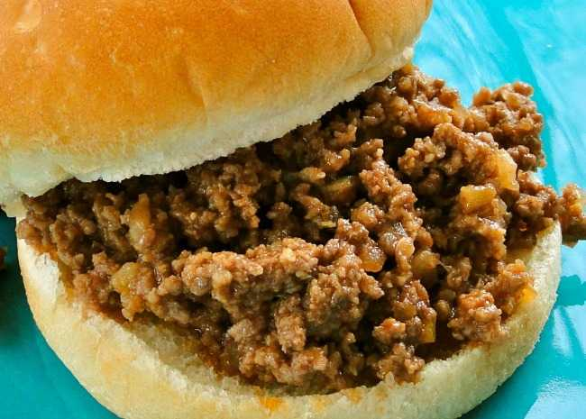 Terrific Sloppy Joes de Tonya