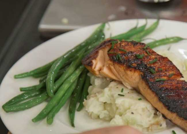 Carrie's salmon