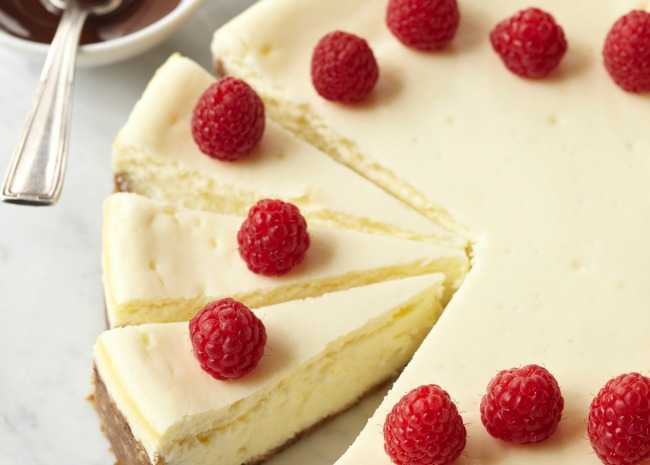 How To Make Perfect Cheesecake Allrecipes